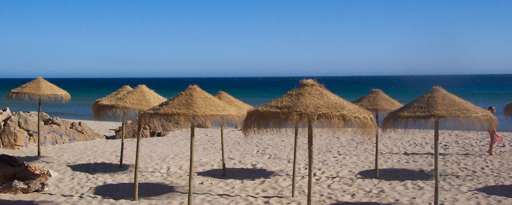 Alvor holiday accommodation, the Algarve