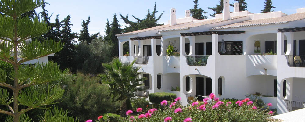 Self catering villas & apartments in Alvor, Portugal